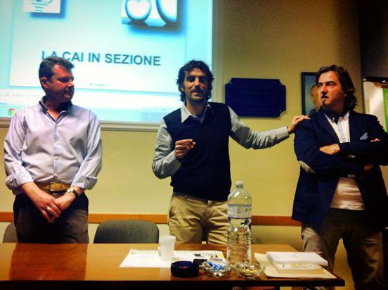 Danilo Giannoccaro e Paolo Consonni